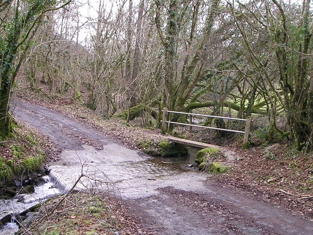 Another Ford and Another Footbridge