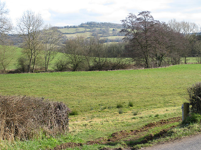 View Southeast from Dingestow