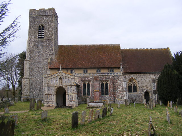 St.Mary the Virgin Church, Huntingfield