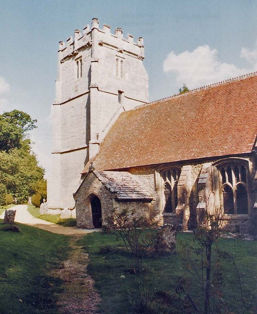 St Olave, Gatcombe