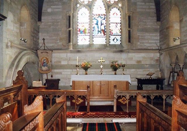 St Olave, Gatcombe - Sanctuary