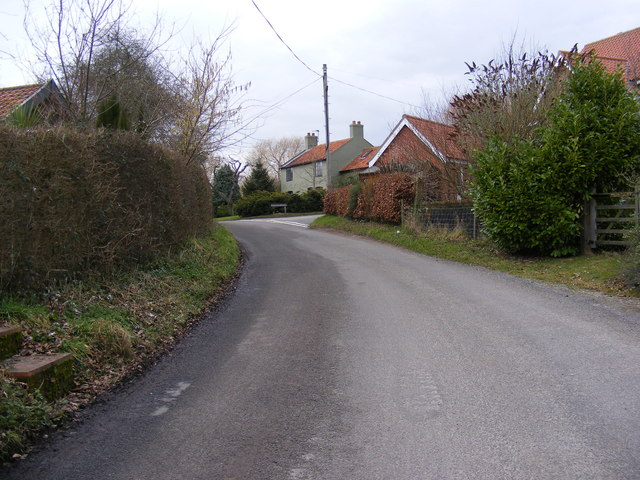 Chediston Road, Chediston