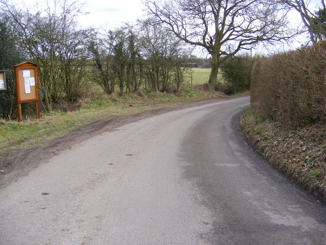 Chediston Lane, Chediston