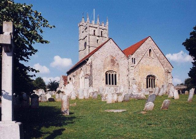 St Mary, Carisbrooke