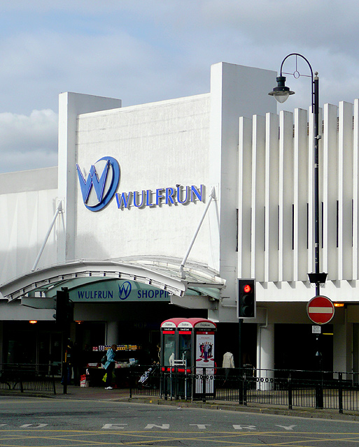 The Wulfrun Centre, Wolverhampton
