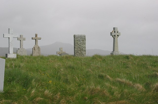 Thallan graveyard