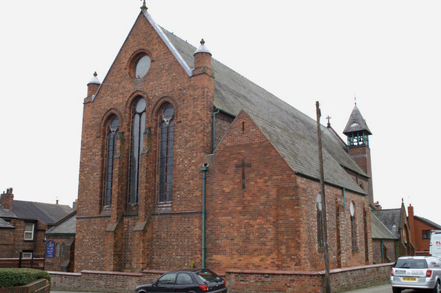 East end, St Andrew's Parish Church, Mort Street, Springfield
