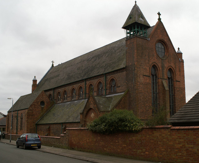 West end, St Andrew's Parish Church, Mort Street, Springfield
