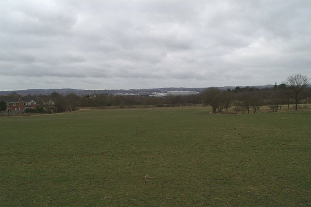 Fields, Brimelow Farm, Beech Hill