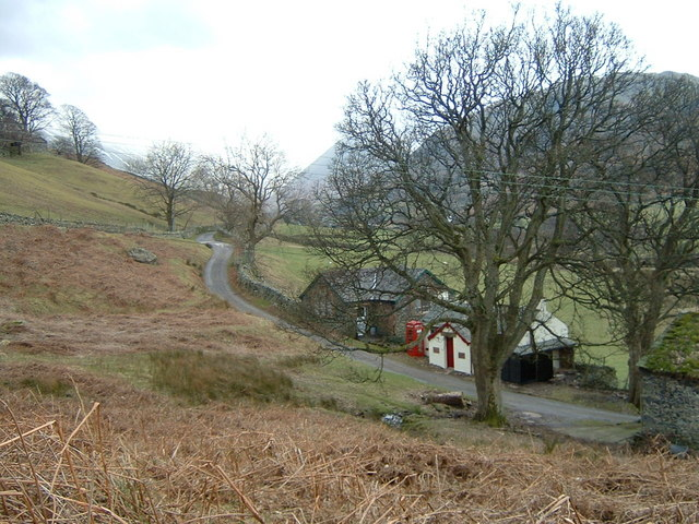 Buildings at Martindale
