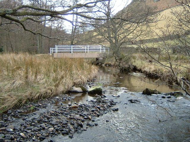Bridge over Boredale Beck