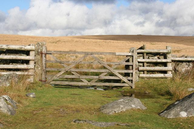 Stamp's Gate