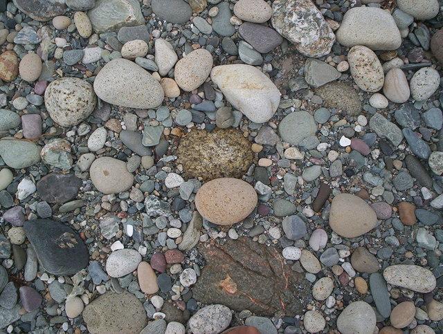 Pebbles near Blackwaterfoot