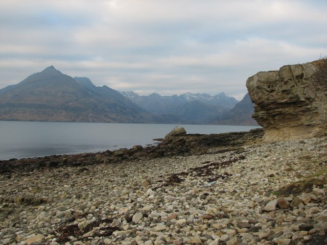 Beach at Elgol
