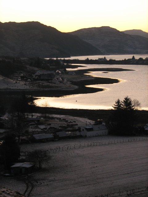 Loch Long at Bundalloch