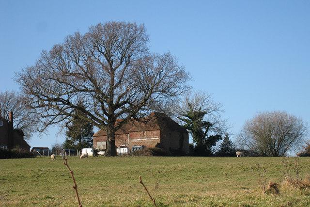 Oast House at Hunters Farm, Brightling, Robertsbridge, East Sussex