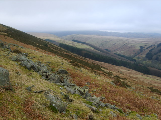 On Whinn Rigg