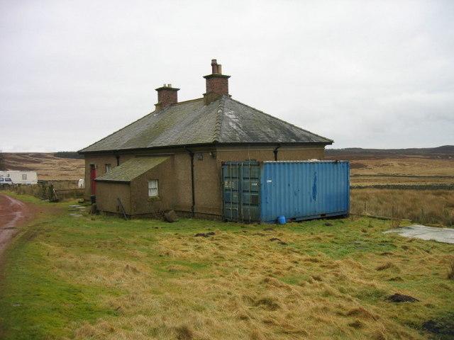 Cottage at Wishaw