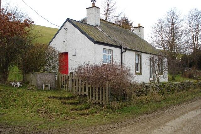 Cottage near Burnhead Farm