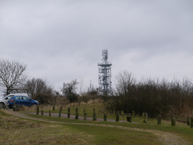Butser TV Mast
