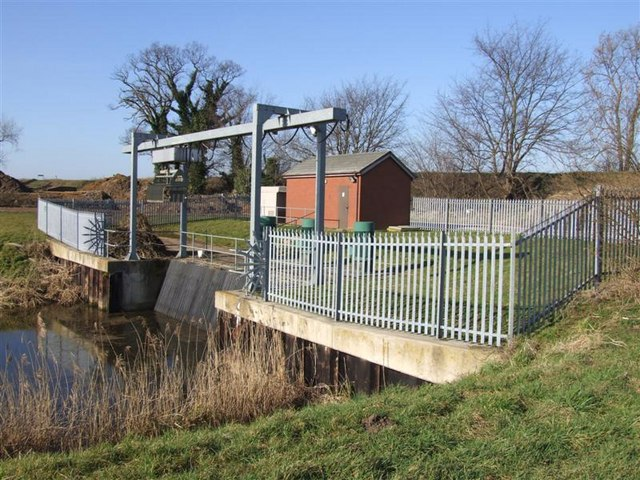 Nettle Bank Pumping Station