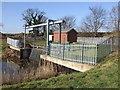 TF4205 : Nettle Bank Pumping Station by Tony Bennett