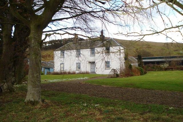 Boreland Farm House