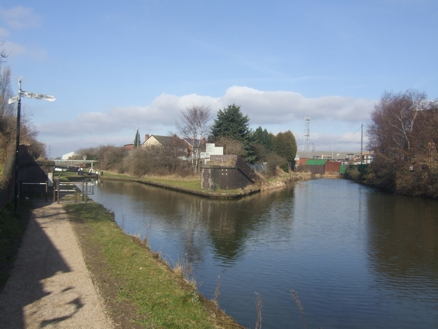 Ryder's Green Junction - Wednesbury Old Canal