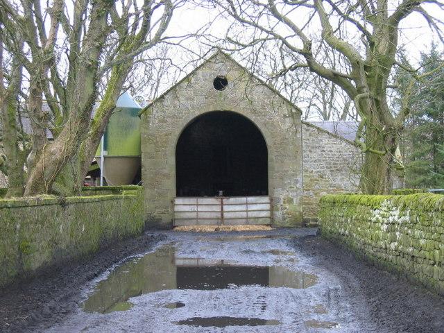 Barn at Whetstone House