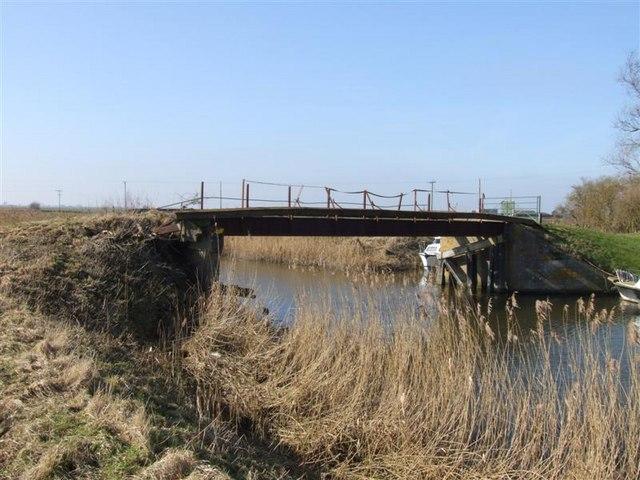 Bridge Near School Farm