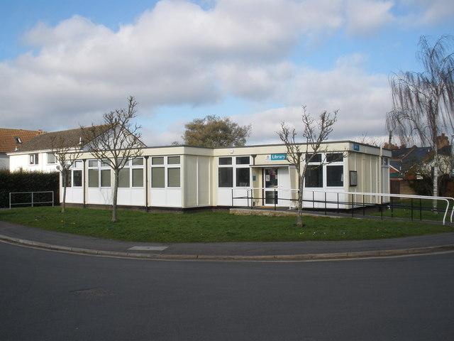 Public Library, Topsham