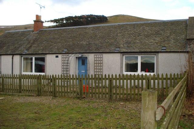 Modernised Cottage at Boreland Farm