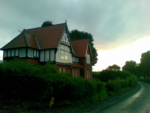 Westbeck Hill gables
