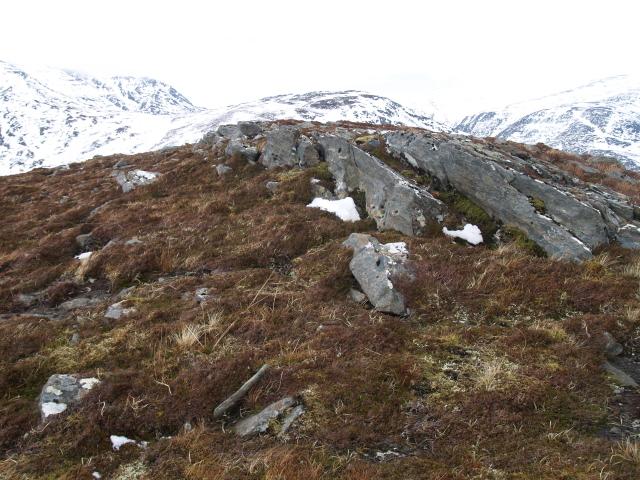 Summit, Meall Feith Dhiongaig