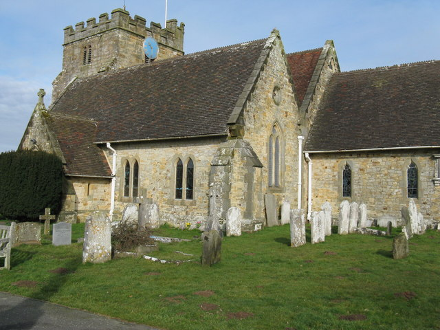 East Hoathly church