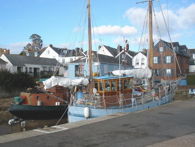 The Quay, Topsham