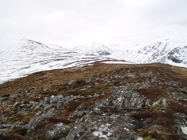 N ridge, Meal Mhurchaidh