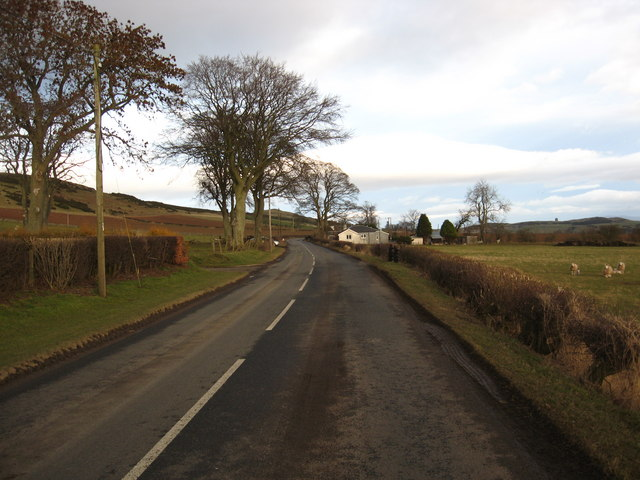 A scene near Craighouse Farm