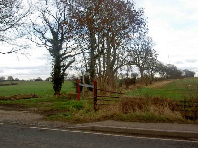 Bridleway to Carlton