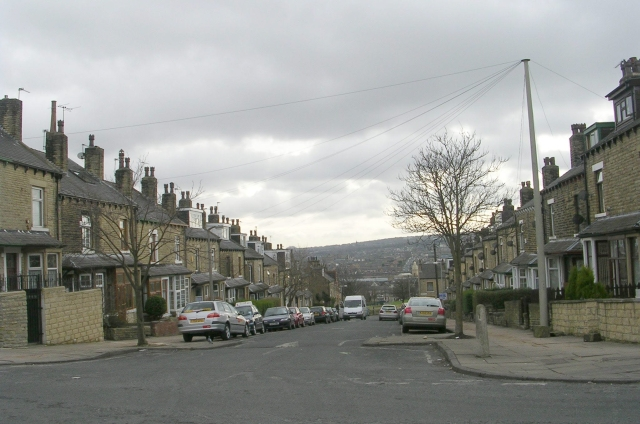 Upper Woodlands Terrace - Whitby Terrace