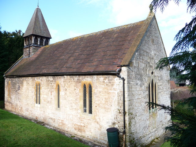 St Andrew's church Shelsley Walsh