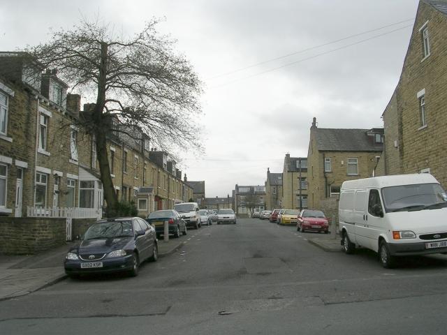 Durham Terrace - Fairbank Road