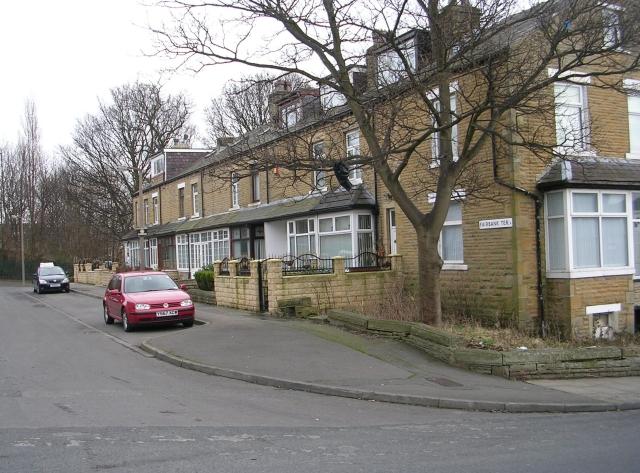 Fairbank Terrace - Fairbank Road