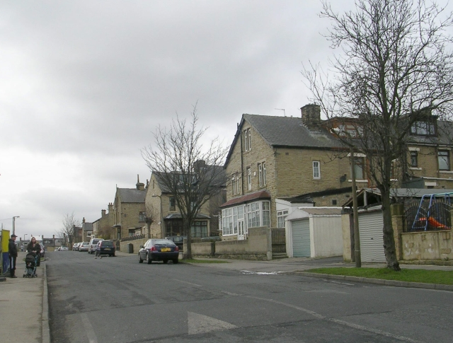 Woodlands Terrace - Fairbank Road