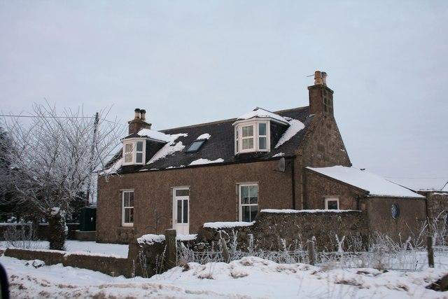 Roadside Cottage at Goval