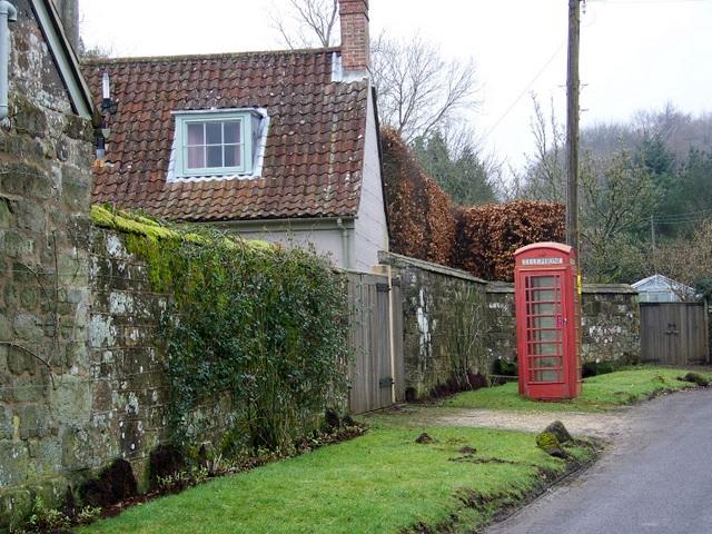 Telephone box, Donhead St Mary