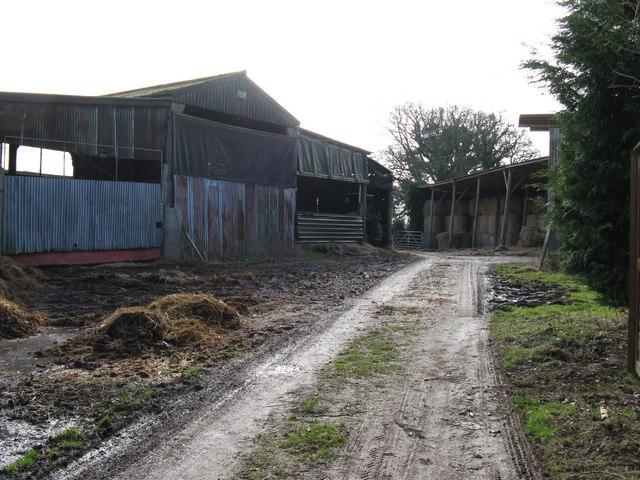 Barns on Frith's Farm