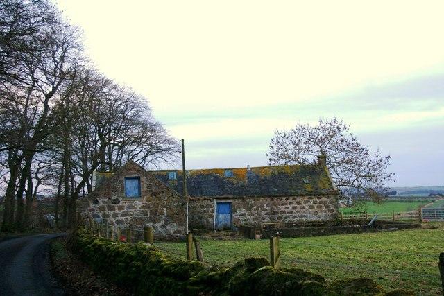 Tillygrieg farm