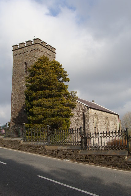 St. Non's church, Llannon