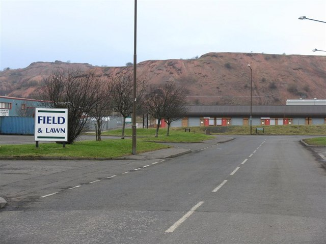 East Mains Industrial Estate